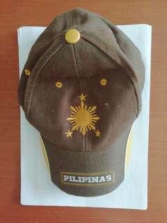 Mens hat from the Philippines.