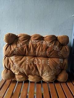 Fluffy Cookie Cushion