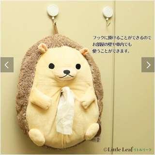 🚚 日本刺蝟紙巾袋 現貨