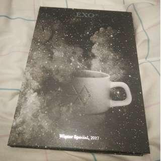 EXO Universe Album (with First batch limited postcard)