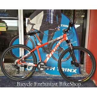 "2019 Trinx C782 Elite 27.5"" Shimano Edition Limited Design Hydraulic 3x8spd Alloy Frame Mountain Bike MTB Bicycle"