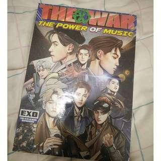 EXO The War Power Chinese Version