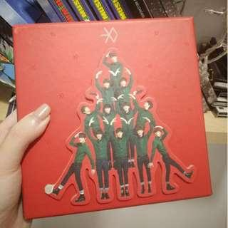 EXO Miracles in December Chinese Version