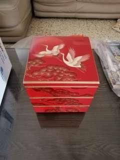 3 Tier Storage Box