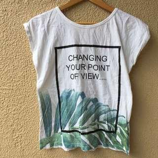 Statement tshirt