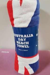 Handuk pantai