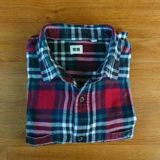 Long sleeve shirt uniqlo