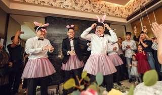Tutu pink skirt 40cm