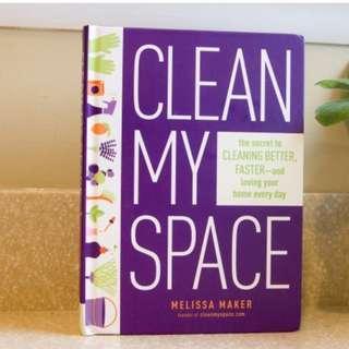BN Clean My Space book
