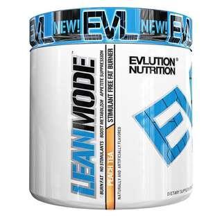 Evolution Nutrition Leanmode Peach Tea (Fat Burner)
