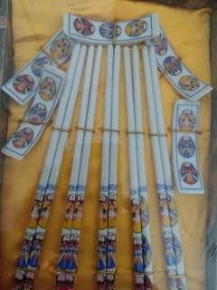 🚚 瓷脸谱Gift Set Chopsticks For Sale