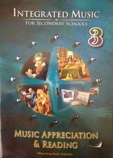 Integrated music for Secondary School Music Appreciation & Reading
