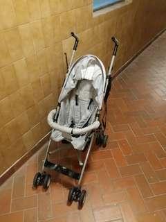 環保實用 嬰幼兒手推車車