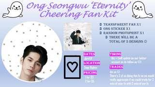 🚚 Ong Seongwu Fan Kit