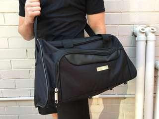 Black Duffel Bag