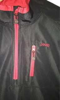 Jeep windbreaker jacket