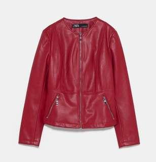 🆕PU Leather Jacket