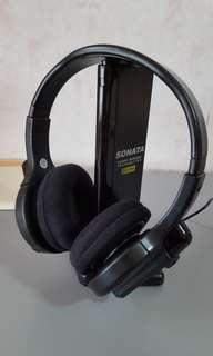 SONATA IS1080 Stereo Infrared Cordless Headphone