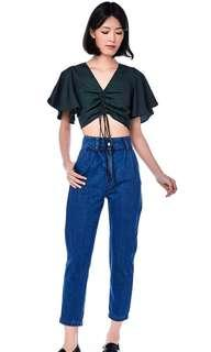 🚚 The Editor's Market High waisted jeans