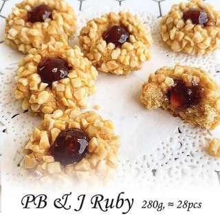 PB & J Ruby