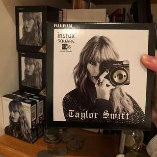 Taylor's limited instax cam + film