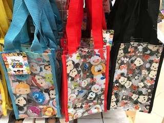 透明飲料袋(三款可選,藍/紅/黑)