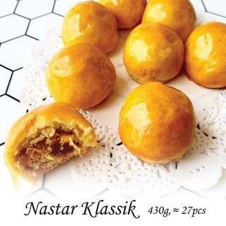 Nastar Klassik (pineapple tart)
