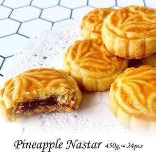 Pineapple Nastar