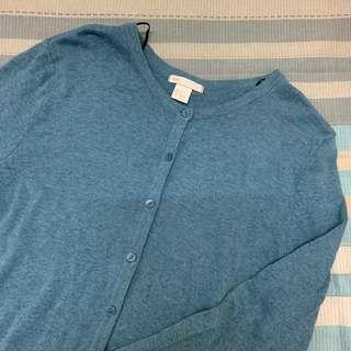 🚚 H&M針織薄外套