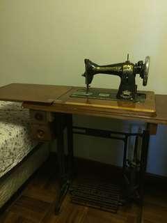 Antique Ranleigh Sewing Machine