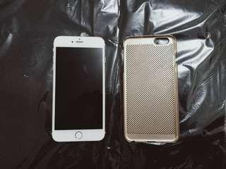 Second Iphone 6s Plus, 64GB GOLD FREE case (2017,95% mulus)
