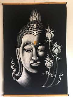 Beautiful and Unique Buddha Painting