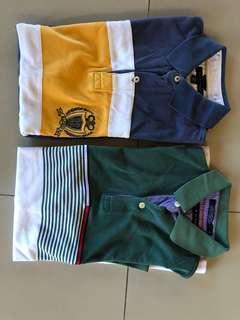Tomy Hilfiger polo shirts