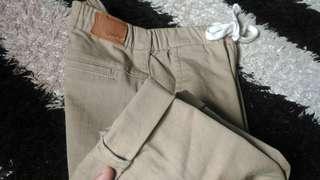 Leavy pants cream