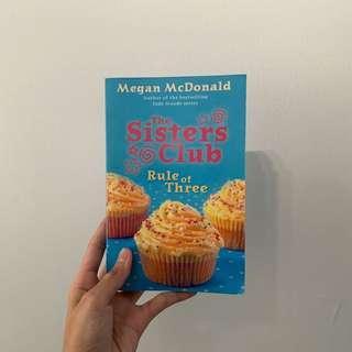 The Sisters Club (Megan McDonald)