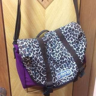 Outdoor shoulder bag斜孭袋