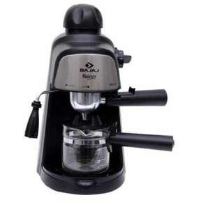 New Espresso coffee maker