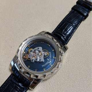 Ulysse Nardin White Gold Freak!