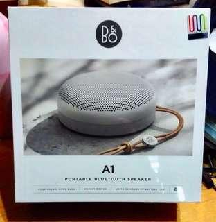 B&O Beoplay A1 便攜藍牙喇叭 Bluetooth Speaker Portable 銀色