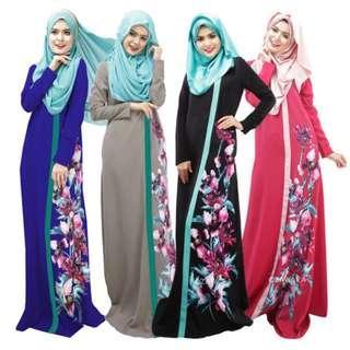 Jubah Dress Abaya