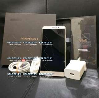 🚚 Huawei Mate 9 gold Fullset