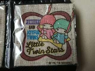 Little Twin Stars 雙子星 杯墊 Sanrio