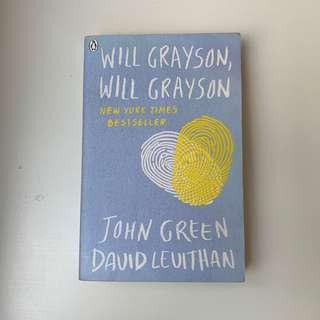 🚚 Will Grayson, Will Grayson by John Green and David Leuithan