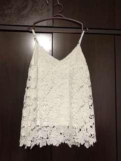 🚚 Crochet Top