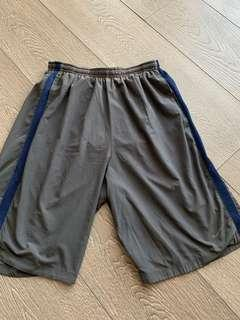 Nike dry fit shorts