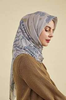 Jilbab Voal Kinara Scarves Kamiidea