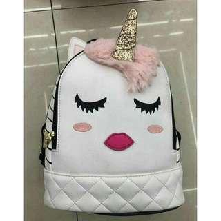 New! 4 designs! Imported, High Quality Unicorn Fashion Bagpack