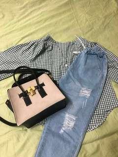 🚚 Ulzzang Fashion Set