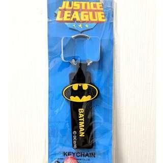Batman 蝙蝠俠鑰匙扣 Tag Keychain DC Comics Superheroes