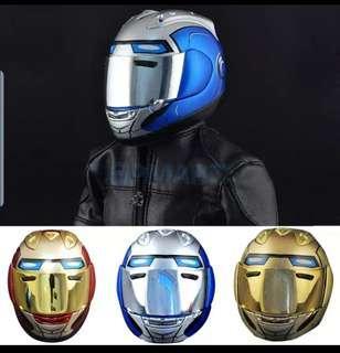 1/6 scale Motorcycle biker helmet